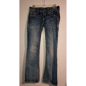 Rock Revival Venus Bootcut Jean - Size 25